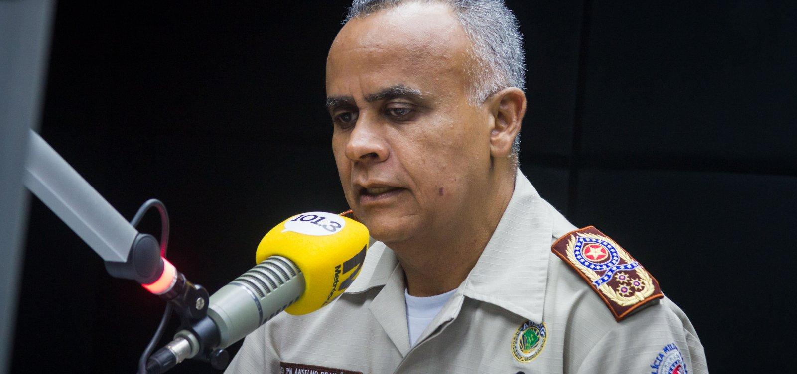 Segundo turno na Bahia terá esquema de segurança com 25 mil policiais