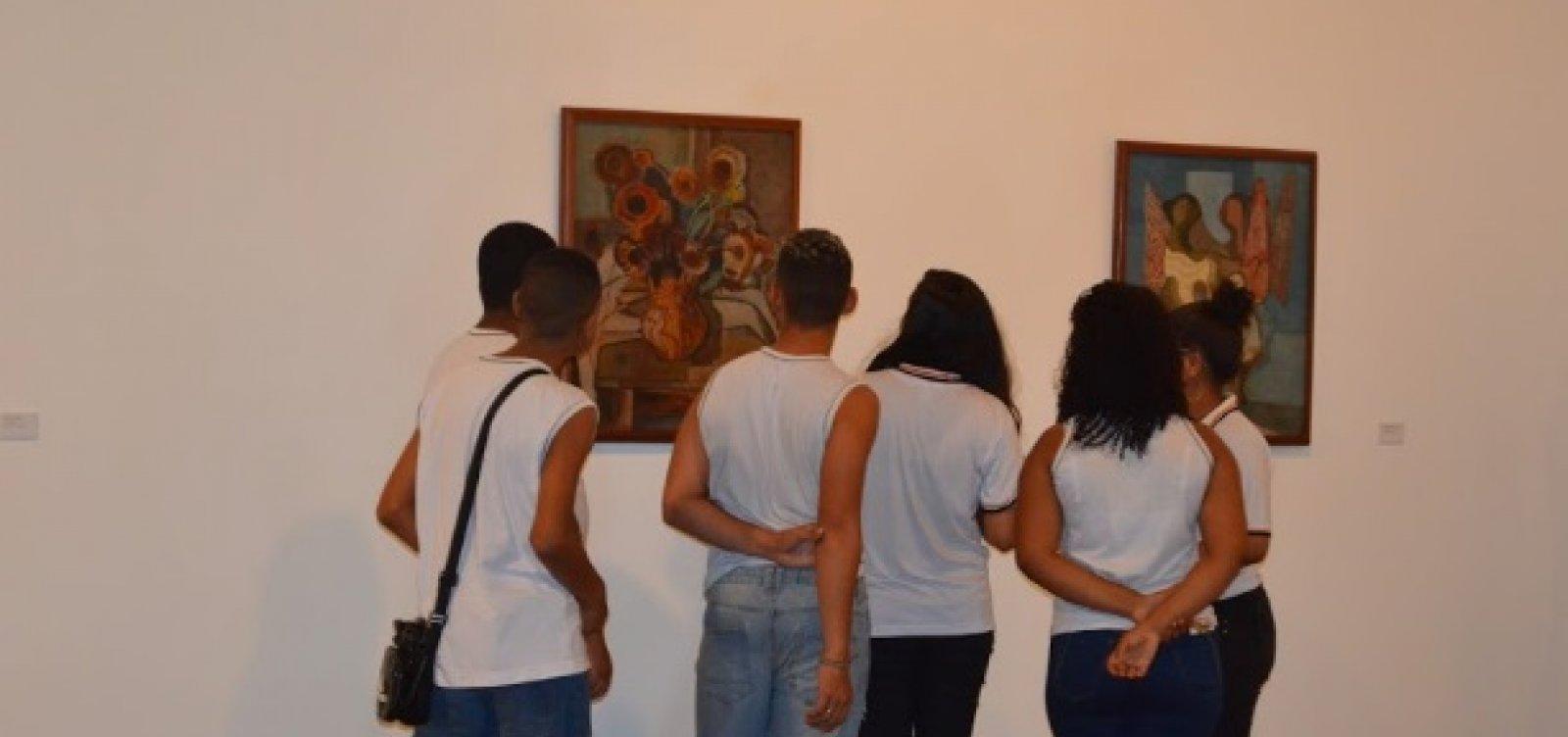 Exposição no MAM reúne obras de Tarsila do Amaral, Portinari e Carybé