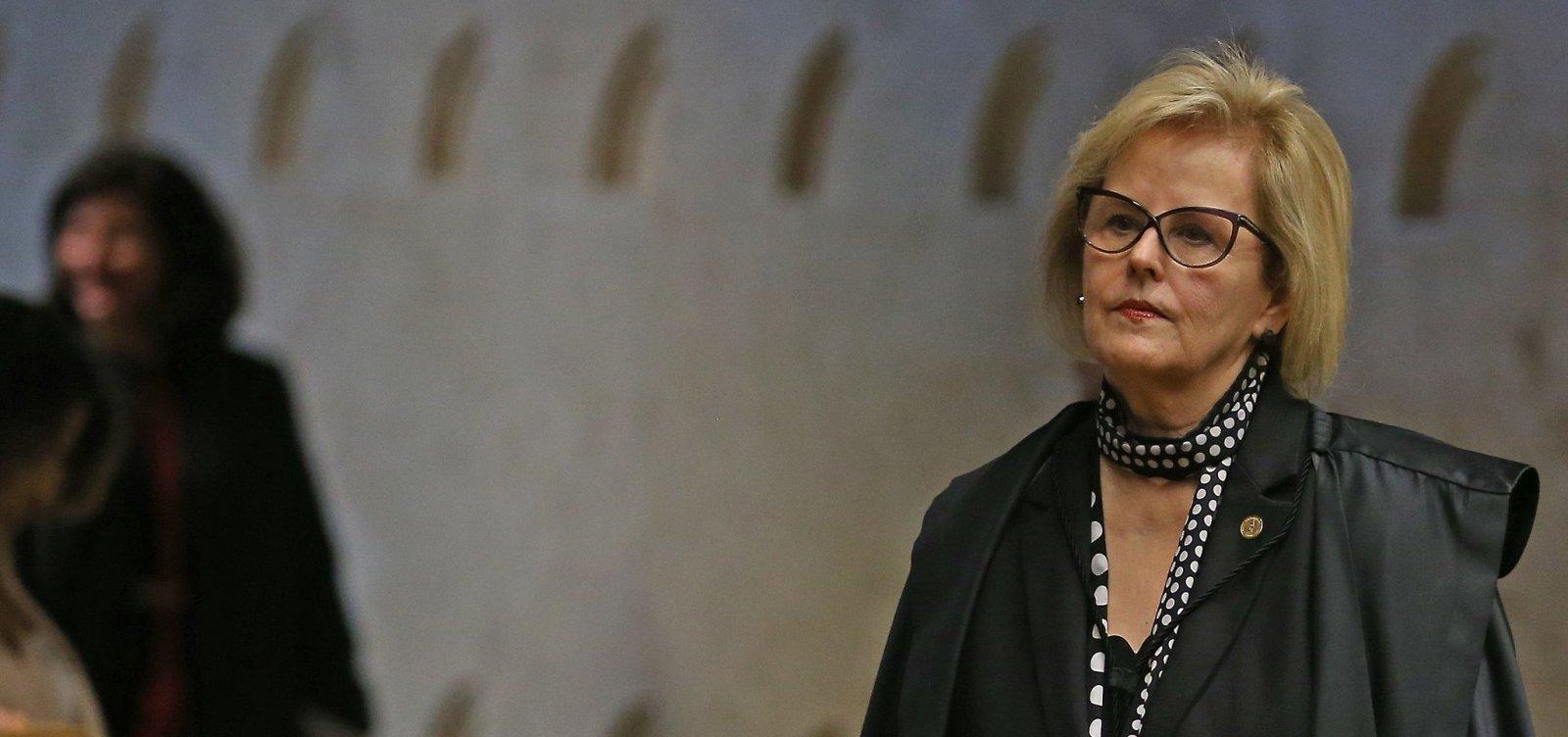 Rosa Weber defende urnas eletrônicas e volta a pedir 'tolerância' nas eleições