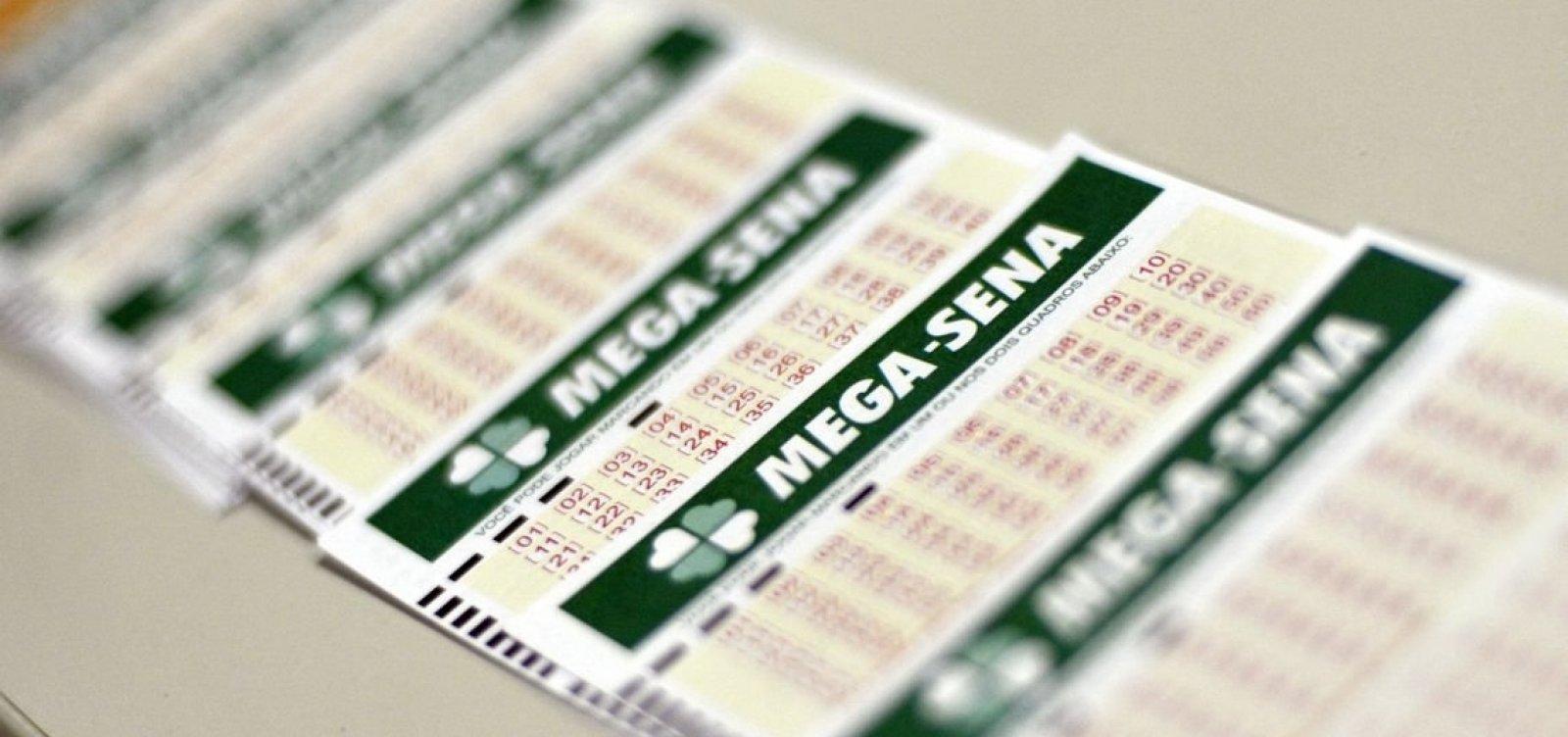 Ninguém acerta Mega-Sena e prêmio acumula em R$ 5,5 mi