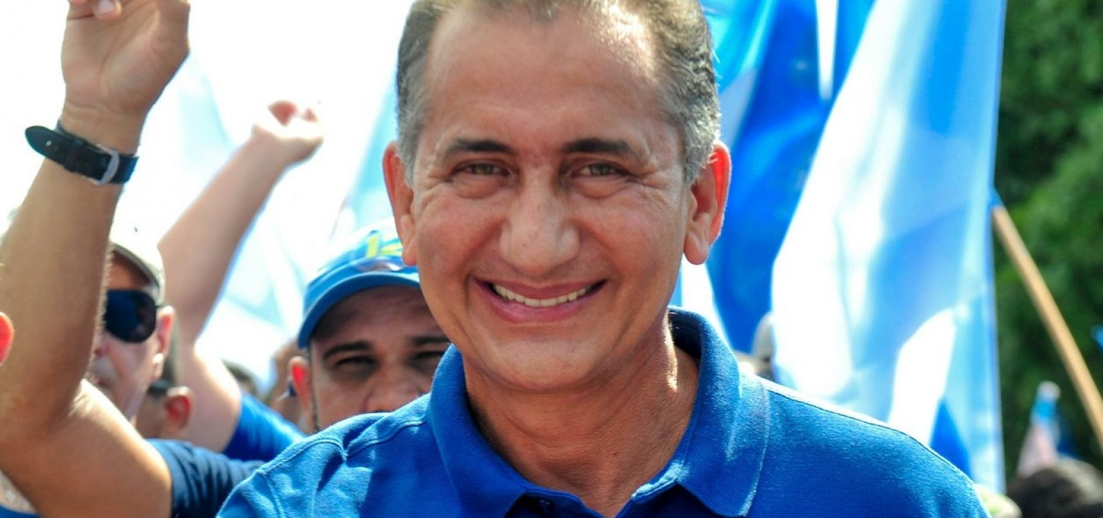AP: Waldez é reeleito governador