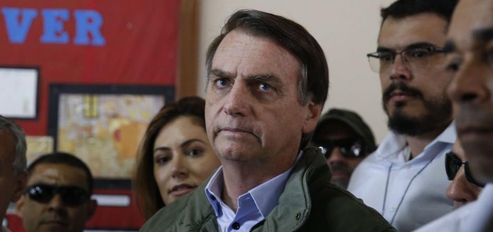 Eleição de Bolsonaro representa 'enorme risco', segundo Anistia Internacional