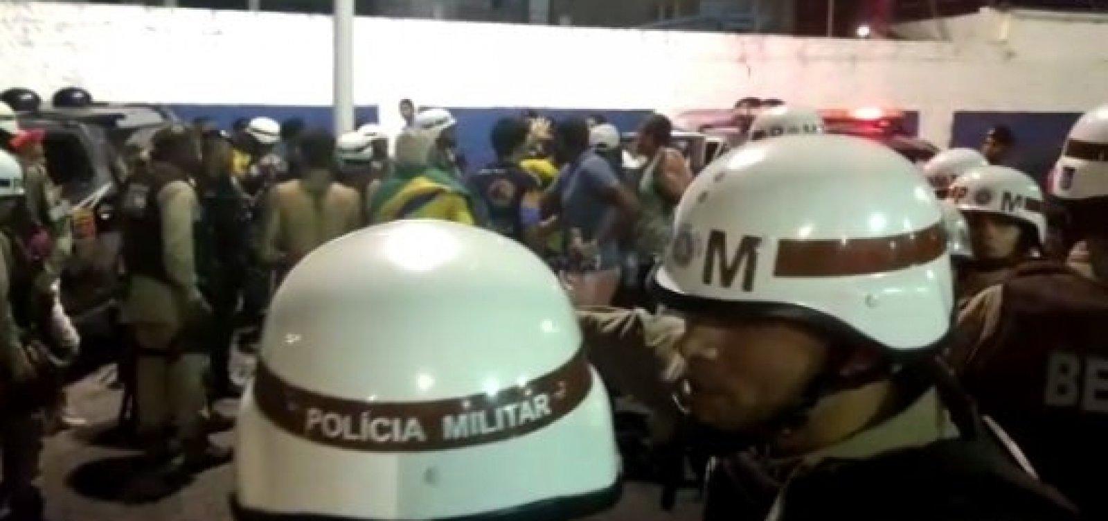 Soldado acusado de ferir quatro pessoas em ato pró-Bolsonaro na Barra é preso; veja vídeo