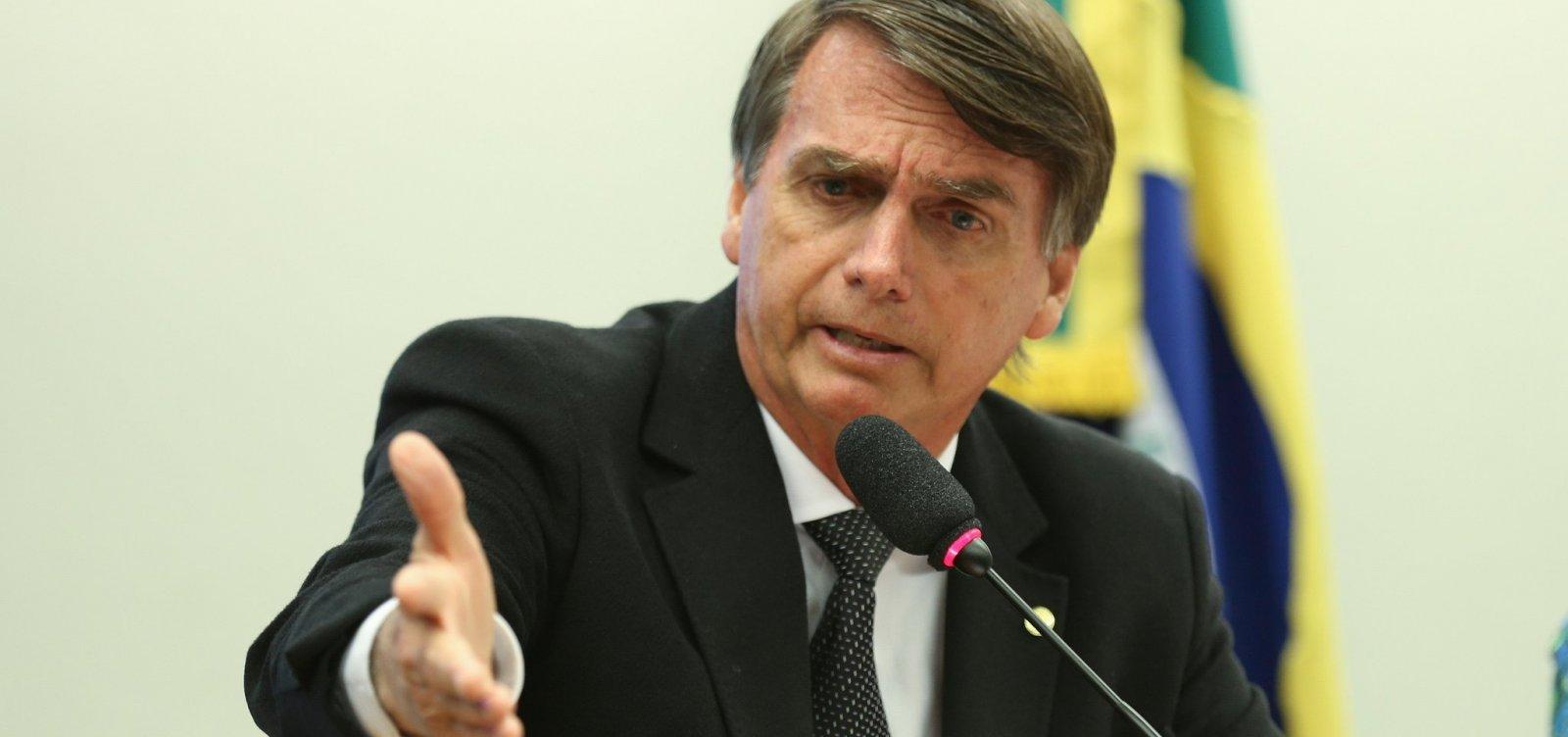 Reestruturação de ministérios será primeira medida da gestão Bolsonaro