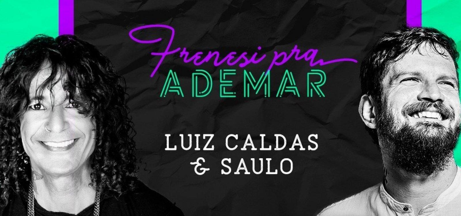 Show 'Frenesi para Ademar' será transmitido no YouTube