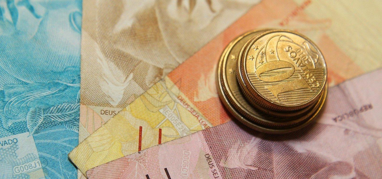 Setor público fecha setembro com déficit superior a R$ 59 bi