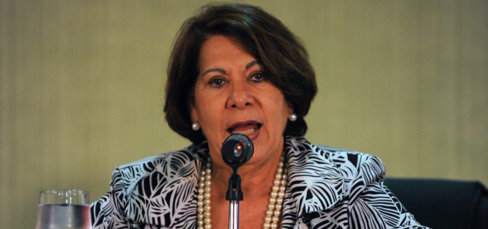 Eliana Calmon muda discurso e pode assumir ministério: 'Vamos ver'