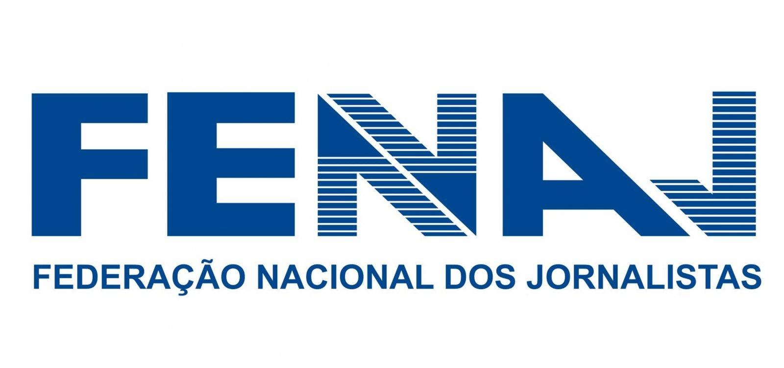 Federação Nacional dos Jornalistas diz que causa 'preocupação' governo de Bolsonaro