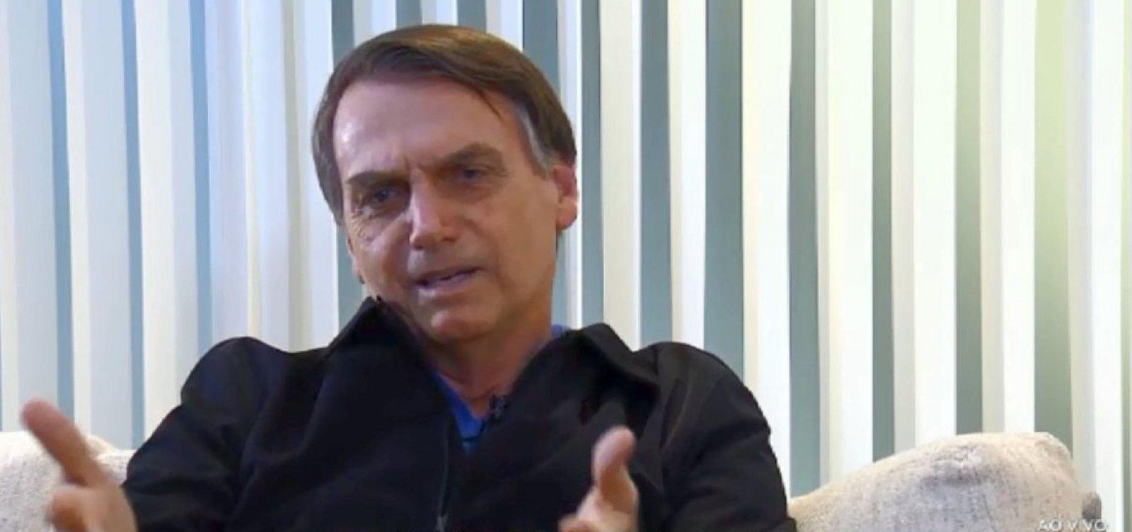Bolsonaro faz convite para Moro assumir Ministério da Justiça ou vaga no STF