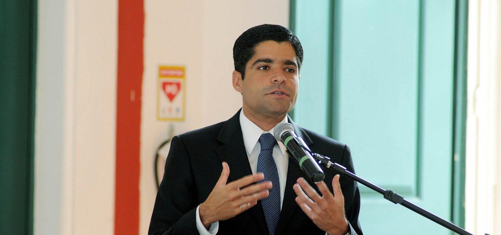 ACM Neto viaja para o Rio de Janeiro e se encontra com cúpula de Bolsonaro