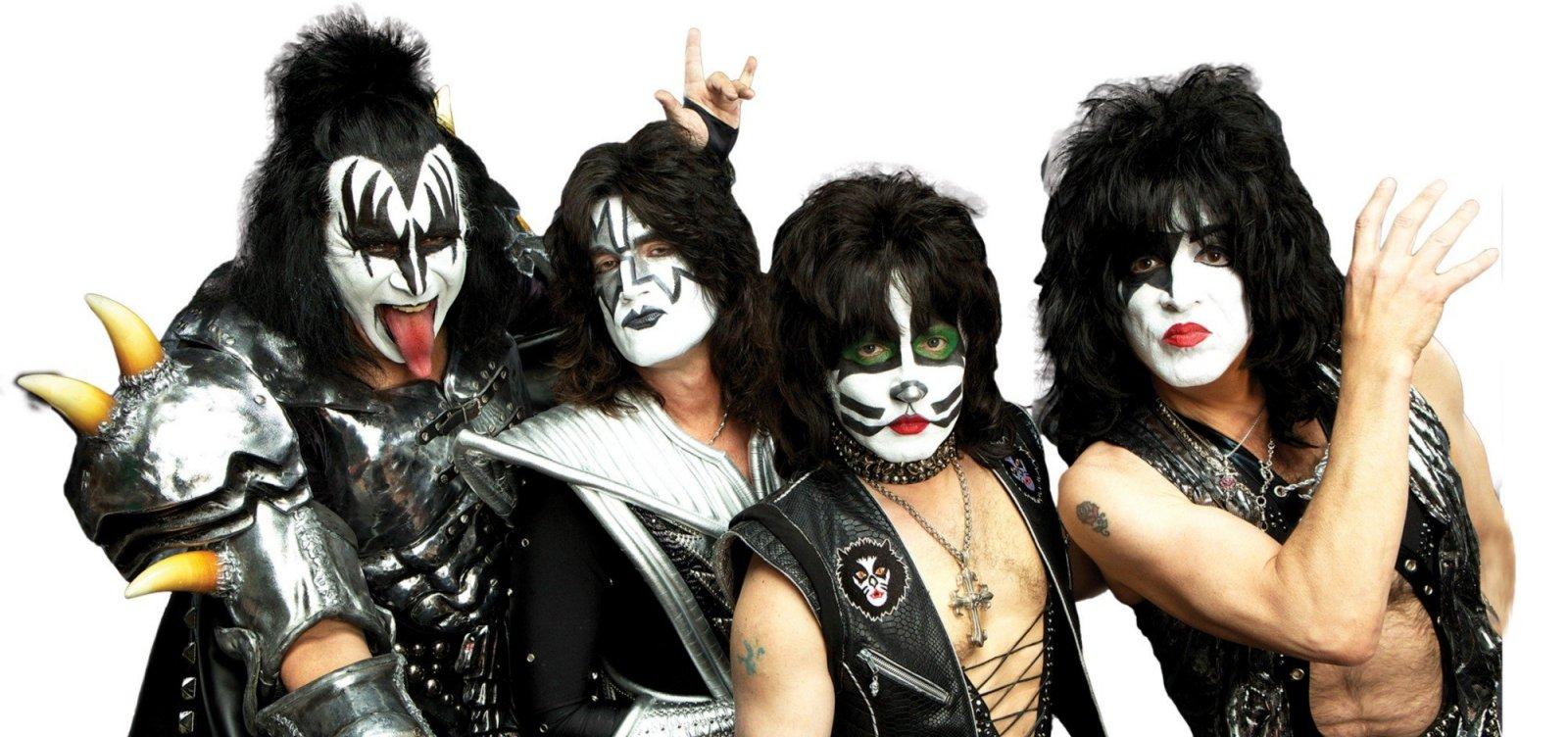 Kiss anuncia turnê de despedida: 'Queremos parar no auge'
