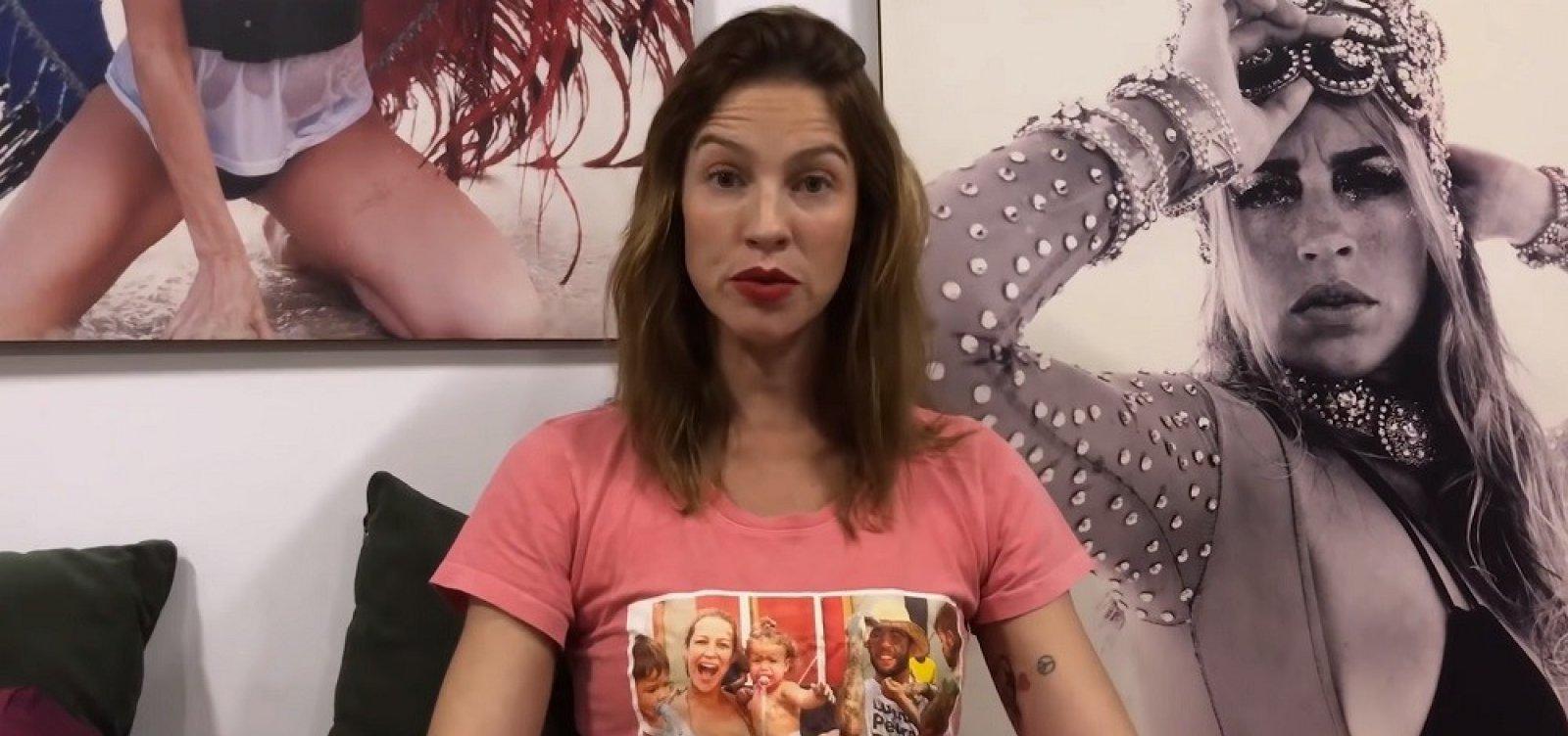 Luana Piovani estrelará reality sobre temas tabu: 'A verdade já está no meu pacote'