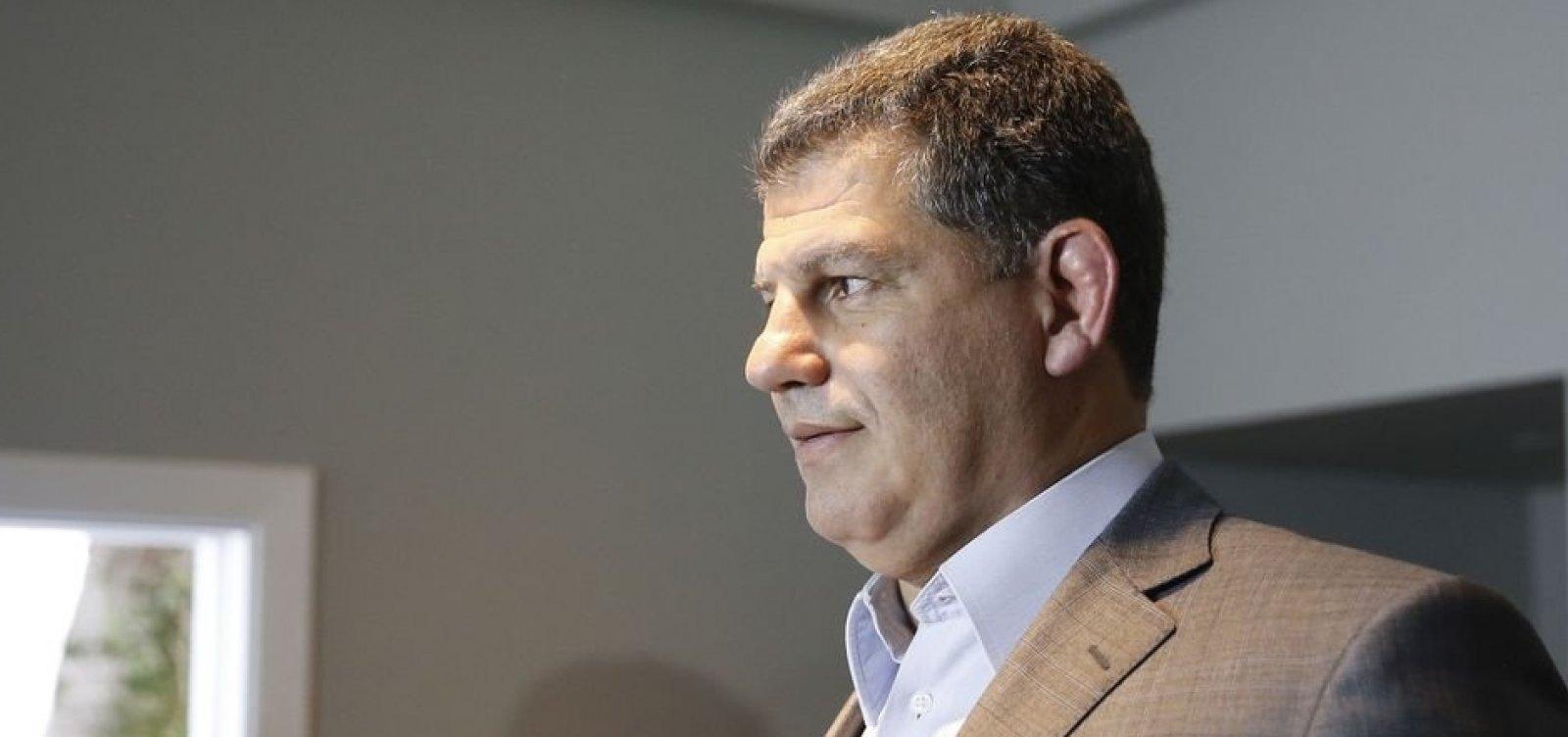 Presidente do PSL deixa o cargo após eleição