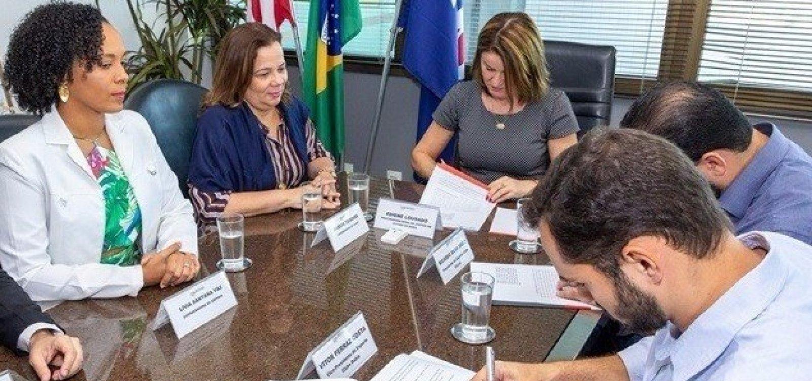 Após acordo com MP-BA, Bahia e Vitória devem realizar campanha pela igualdade de gênero