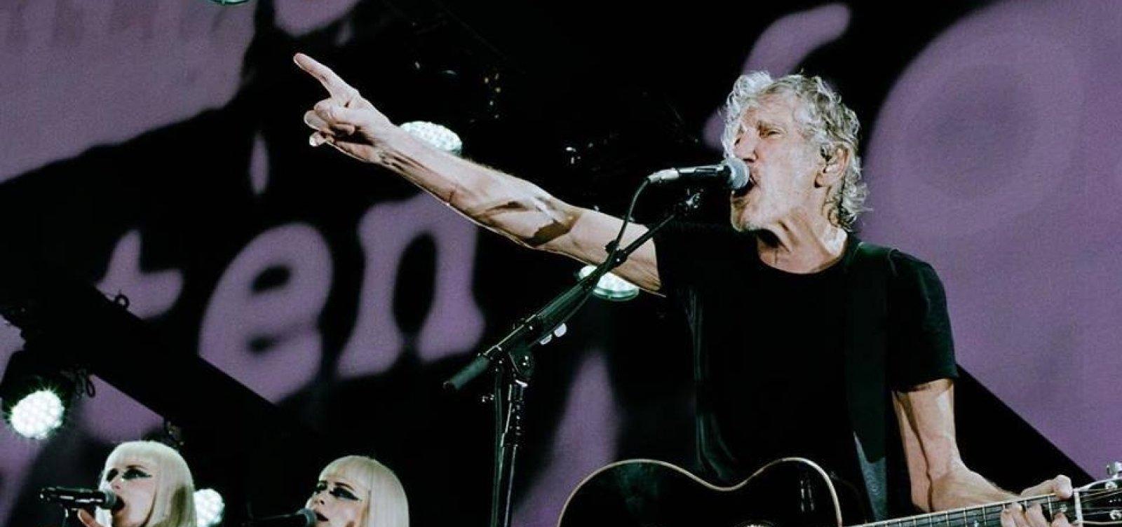 TSE autoriza inquérito contra Haddad por shows de Roger Waters