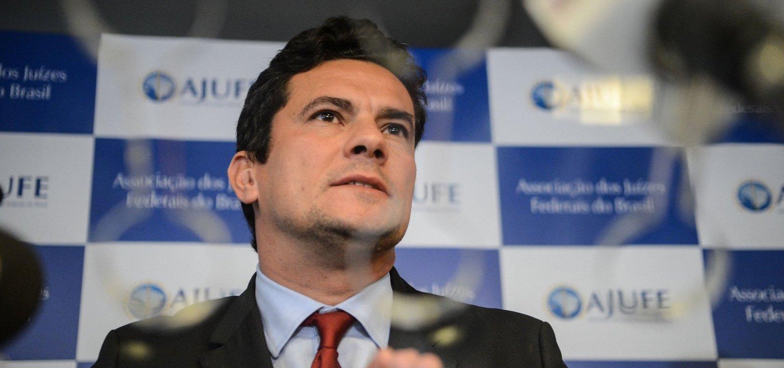 Moro se esquiva sobre convite para integrar governo Bolsonaro