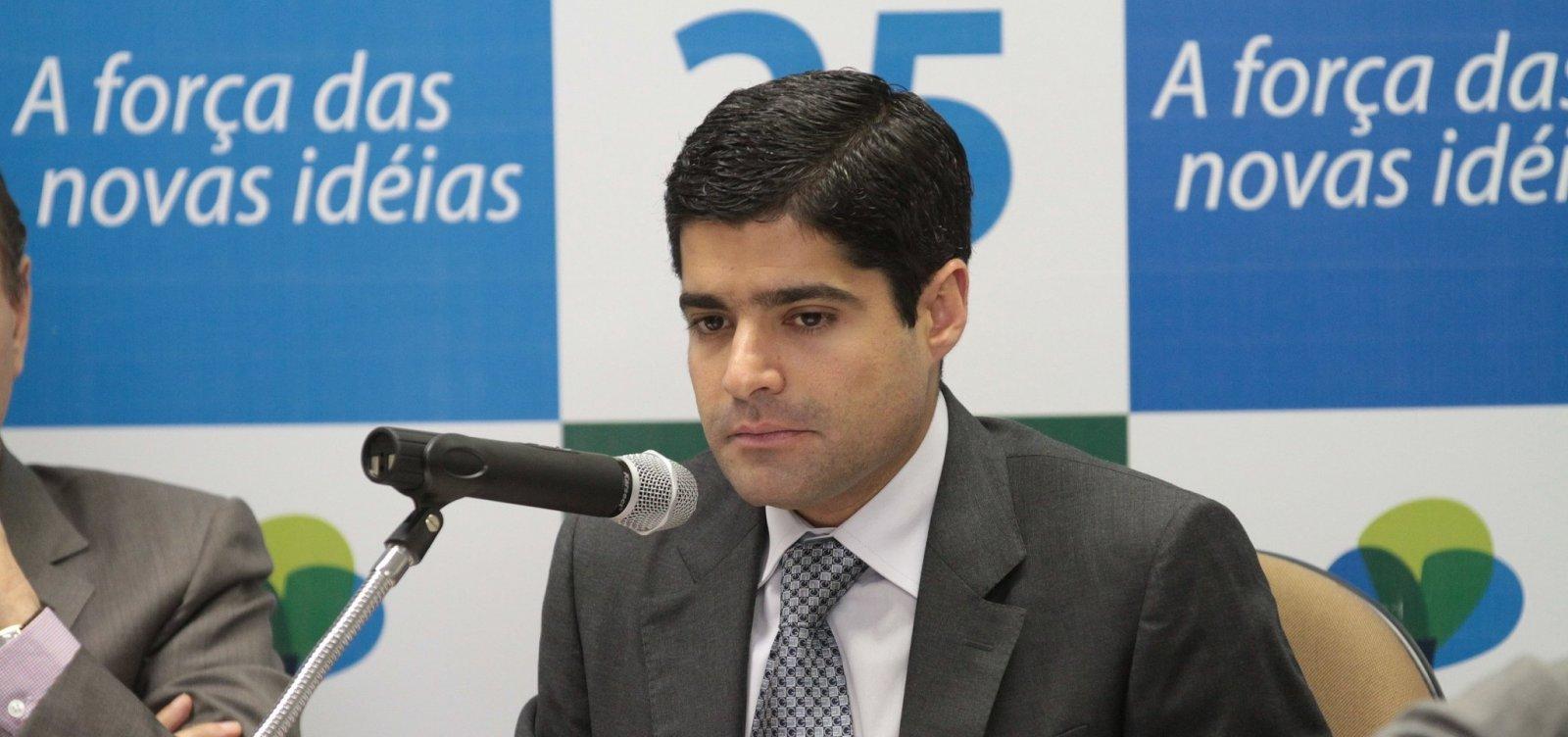 ACM Neto mantém mistério sobre reunião com cúpula de Bolsonaro