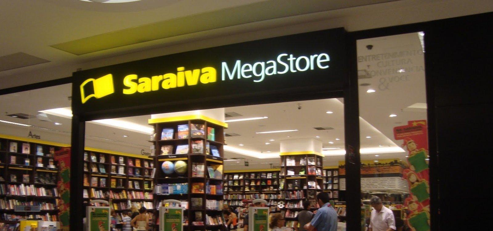 Saraiva anuncia fechamento de 20 unidades