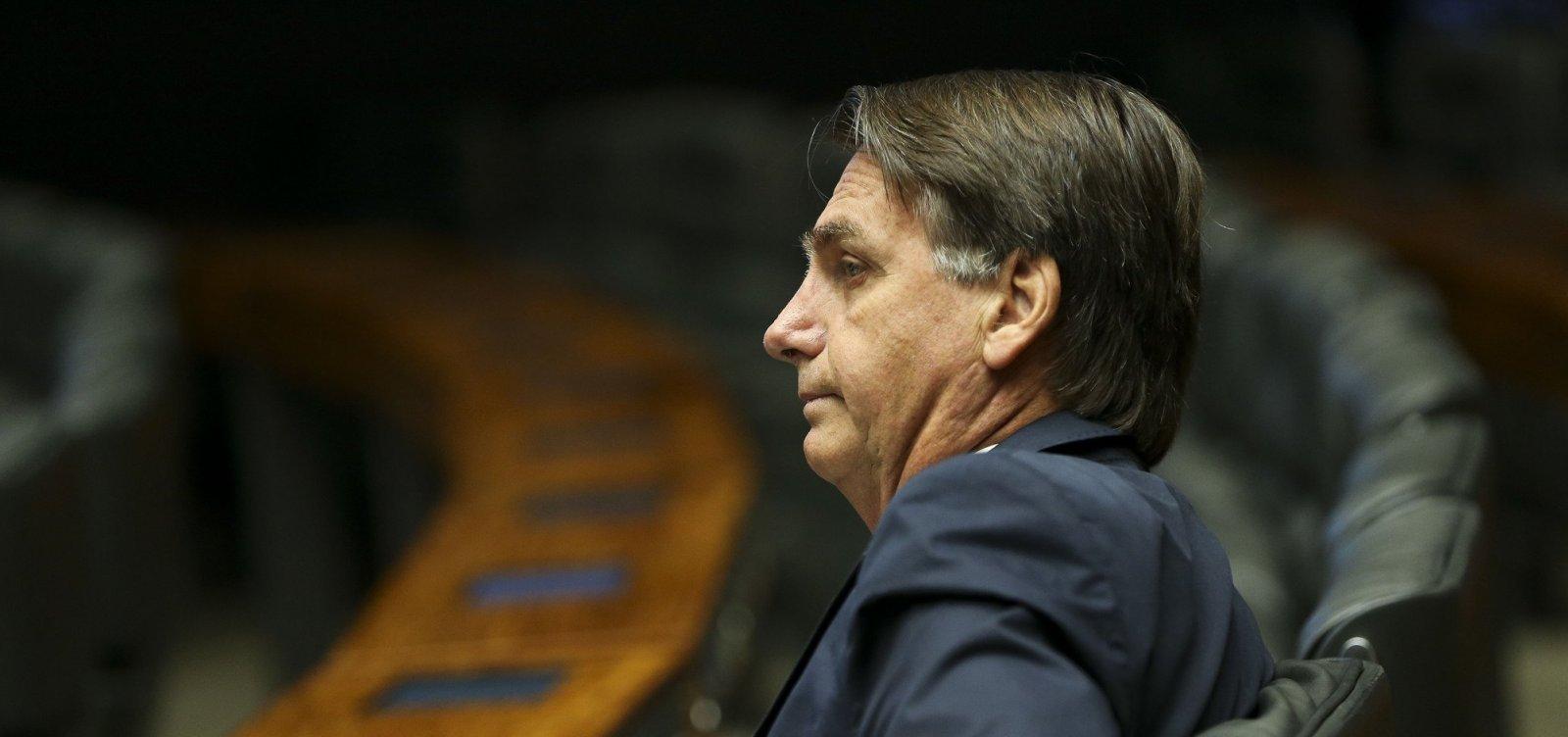 Bolsonaro afirma que não concorrer à reeleição depende de reforma política