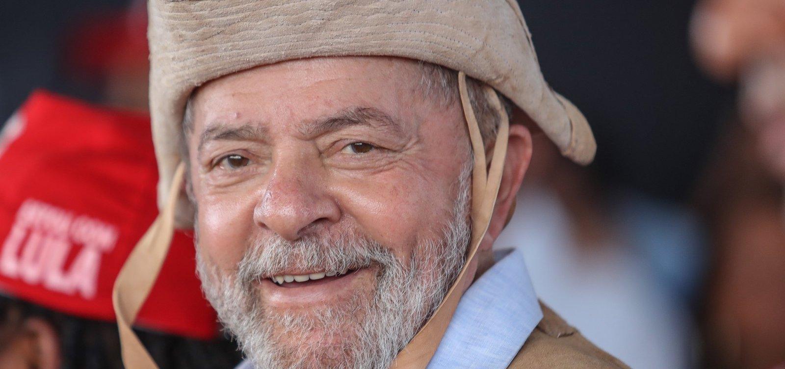 Após derrota, PT quer reforçar campanha pela libertação de Lula