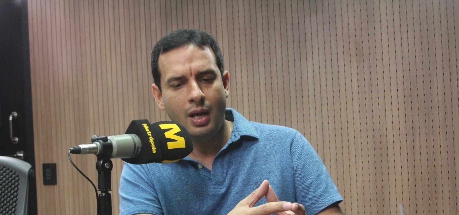 Prates diz que Câmara vai devolver cerca de R$ 3 milhões à Prefeitura de Salvador