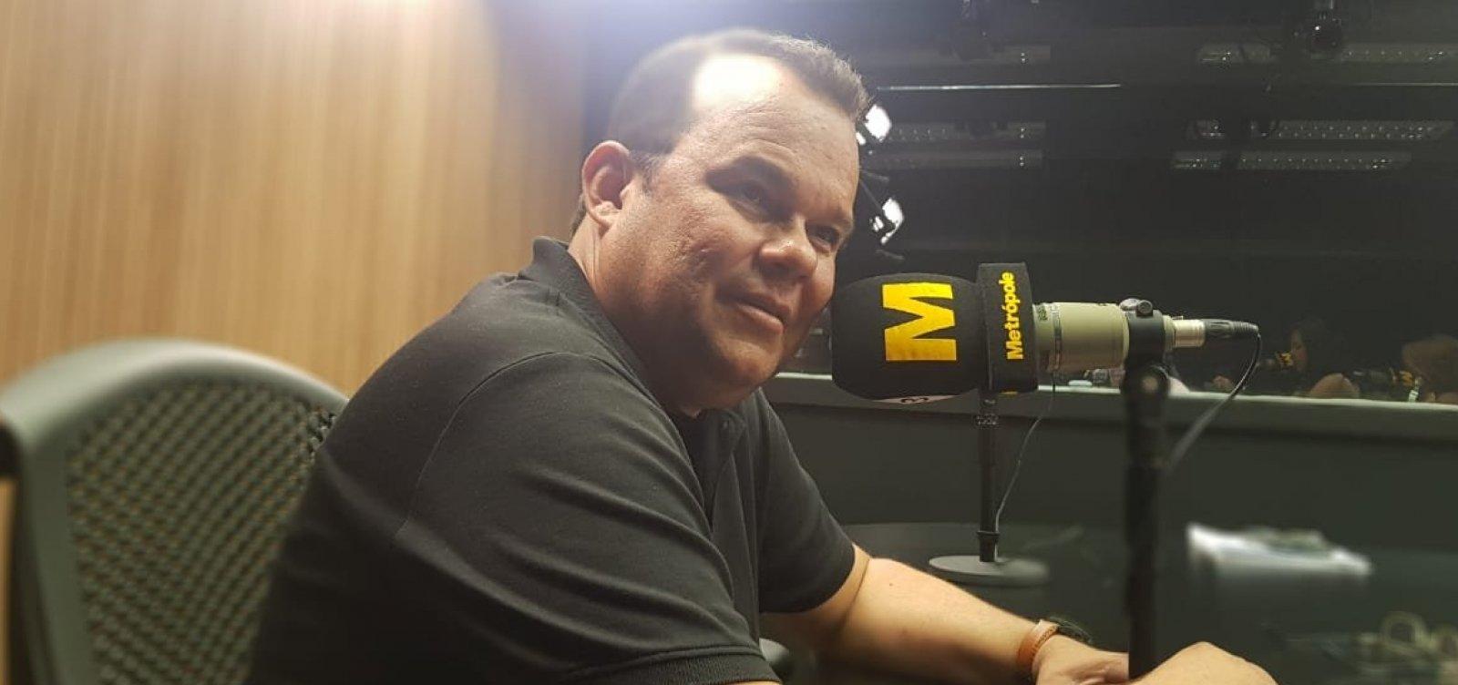 Futuro presidente da CMS, Geraldo Júnior diz que 'consenso' marcou sua campanha