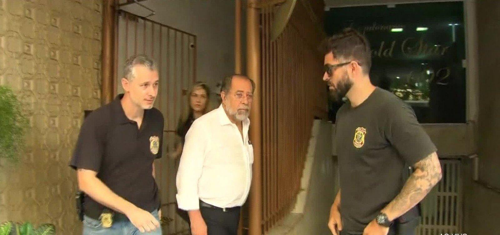 Presidente da estatal que administra o Porto de Santos é preso pela PF