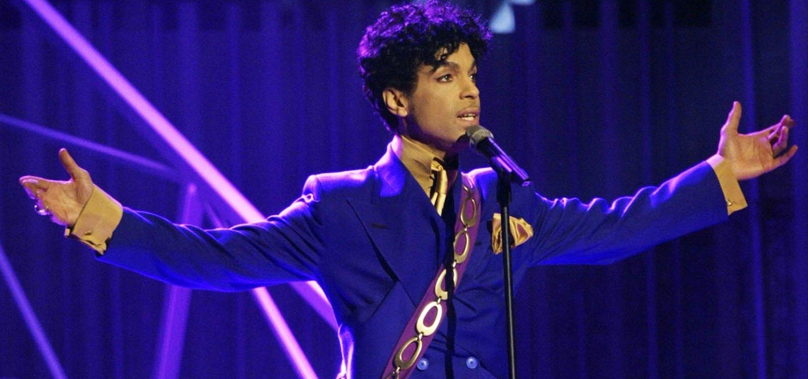 Netflix produzirá série sobre a vida de Prince: 'Ele era um choque para os sentidos'