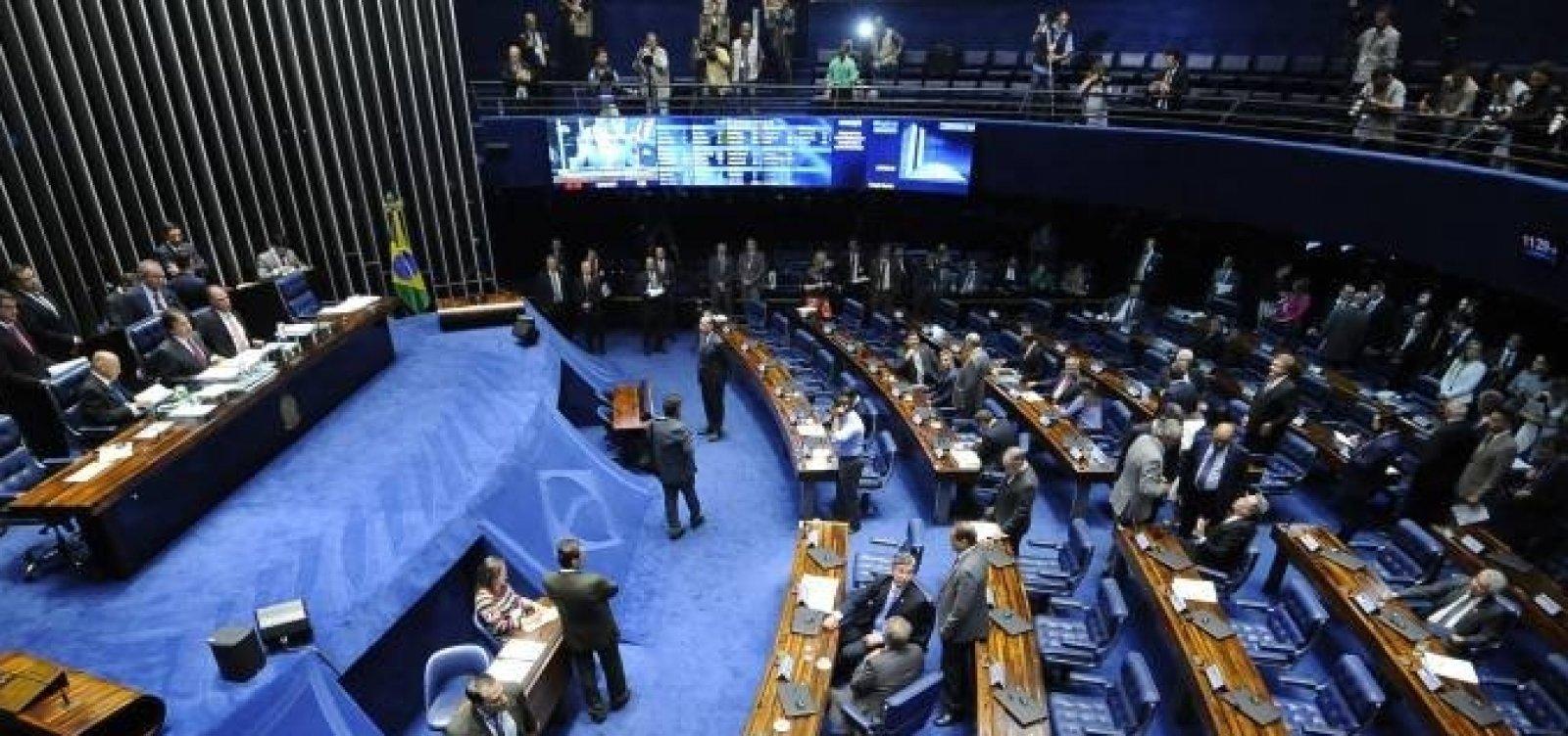 Senado adia votação da ampliação da lei antiterrorismo