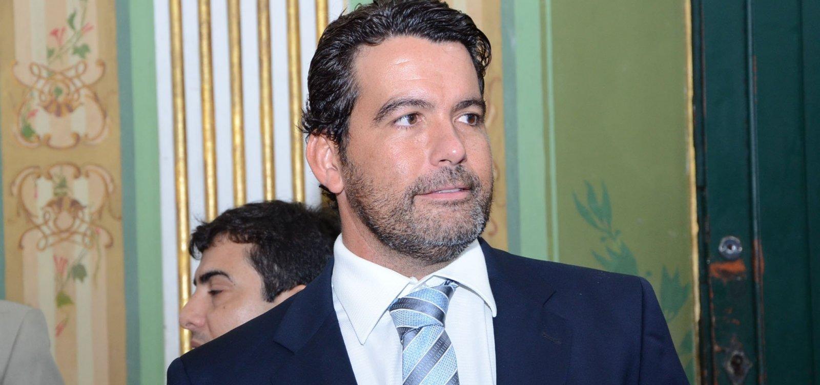 Paulo Magalhães Jr. deve ser novo líder do governo na CMS