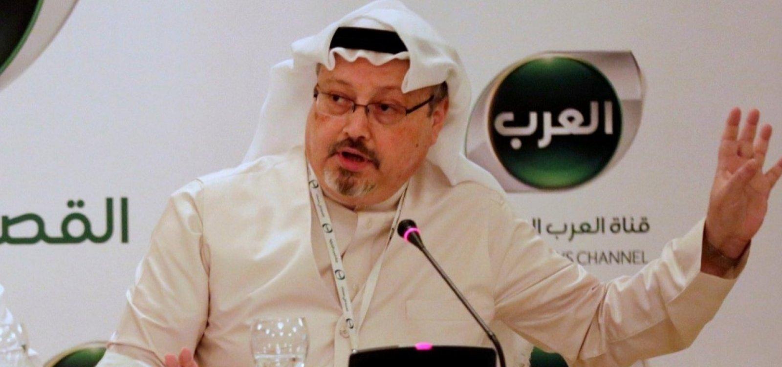 Jornalista saudita foi morto por estrangulamento, diz procurador