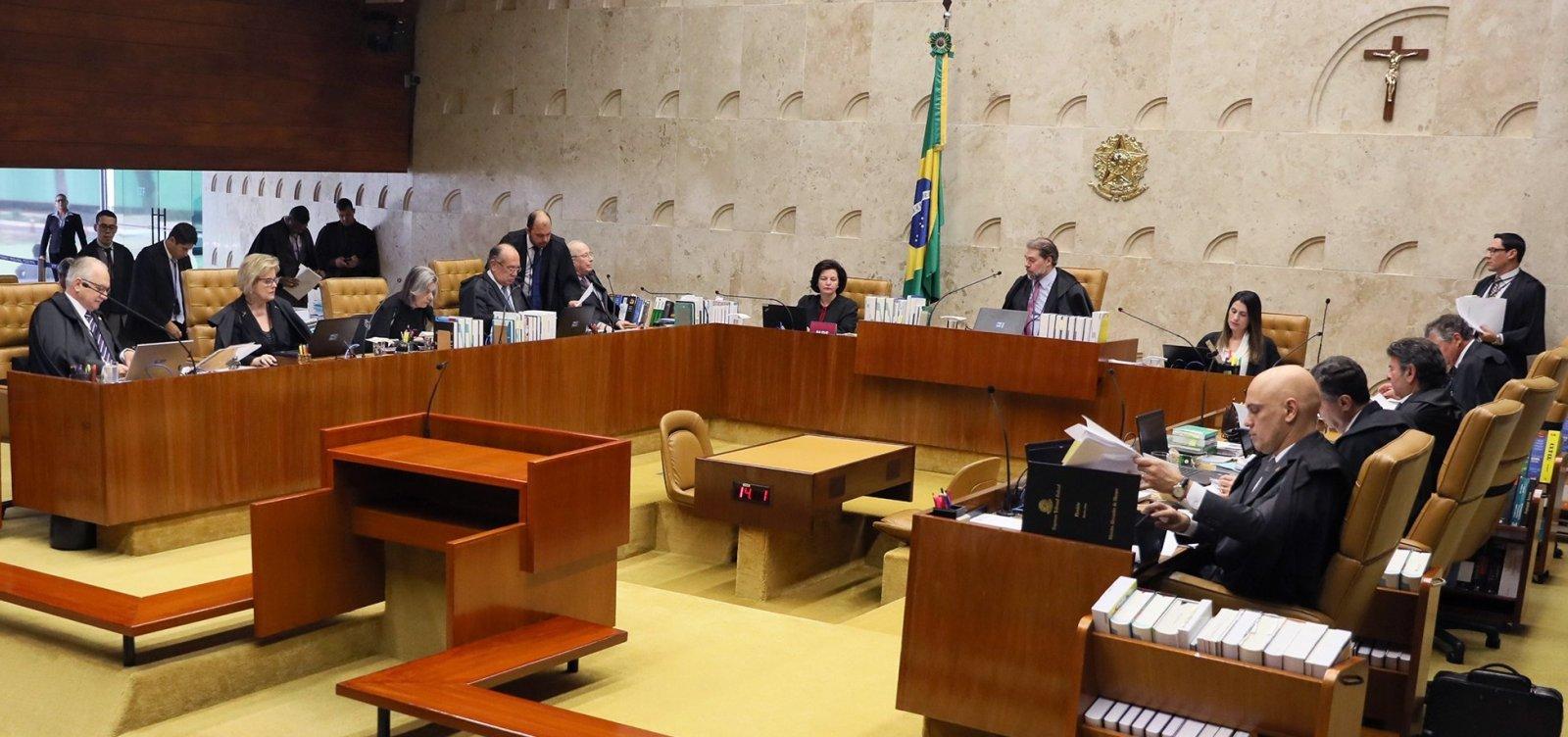 Por unanimidade, STF confirma decisão que suspendeu ações policiais dentro de universidades
