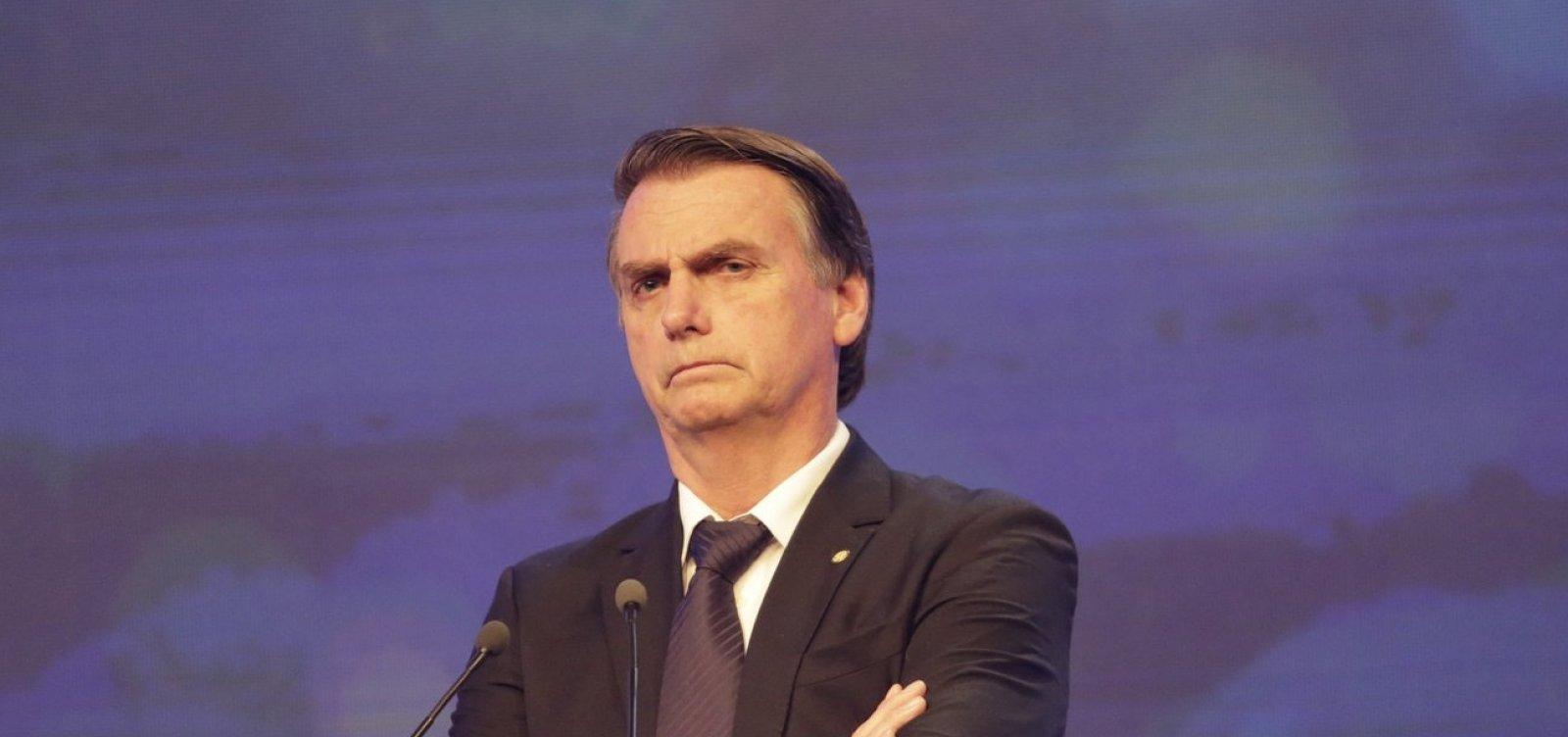 Não há decisão sobre a fusão dos ministérios da Agricultura e do Meio Ambiente, diz assessoria de Bolsonaro