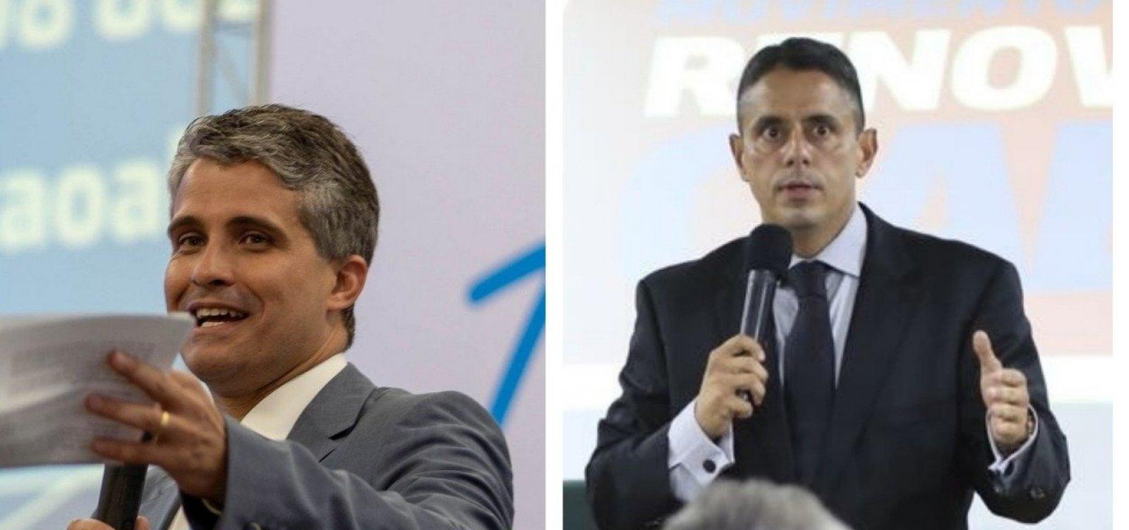 Eleição OAB-BA: Fabricio Oliveira tem 38,8% e Gamil Föppel 31,8%
