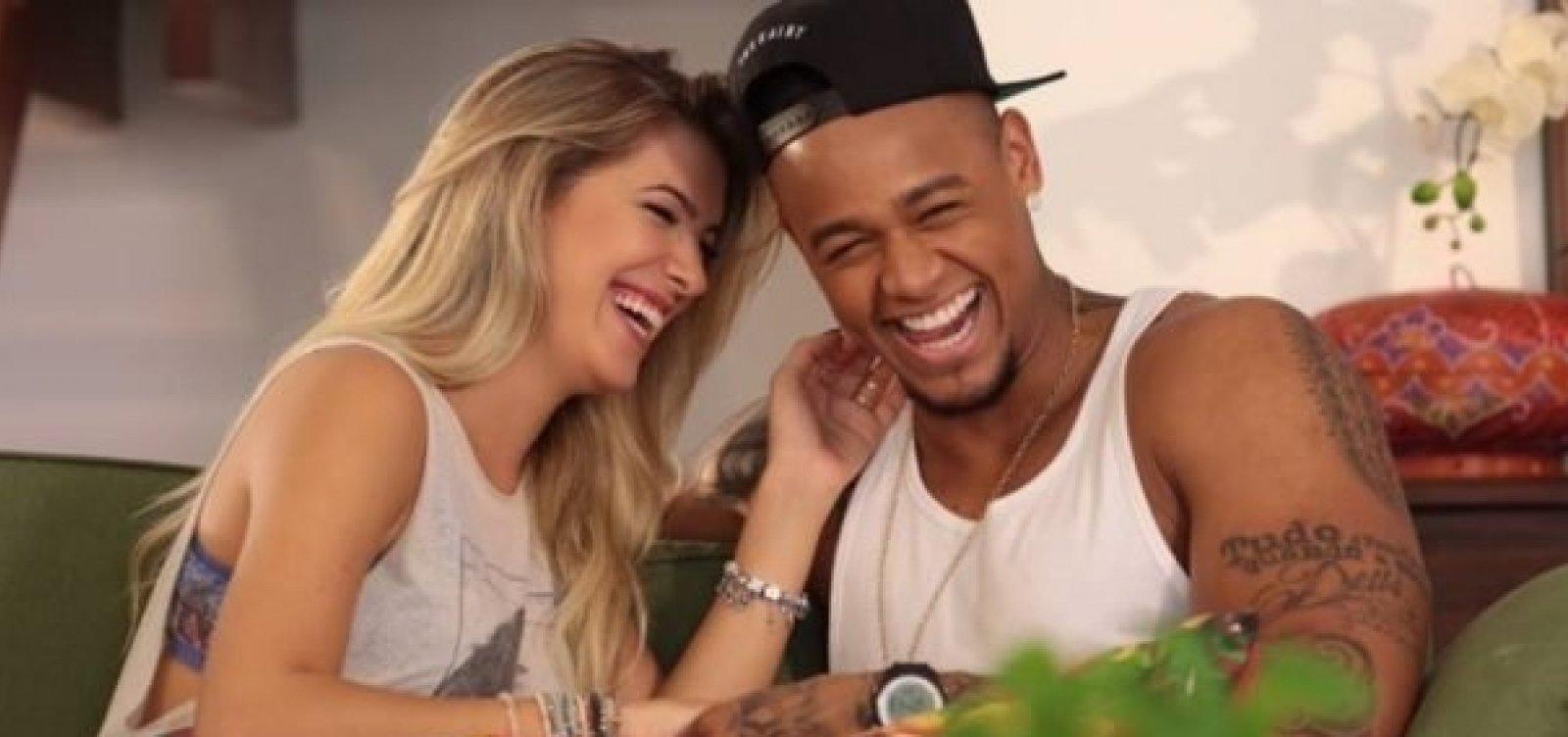 De novo³: Léo Santana e Lore Improta voltam a namorar