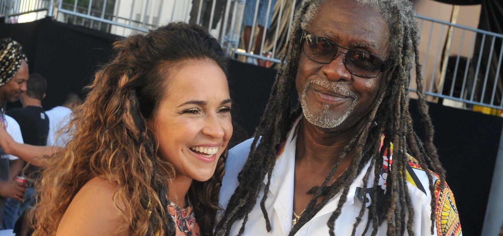 Ilê inicia celebração dos 45 anos com arrastão com Daniela Mercury e Gerônimo