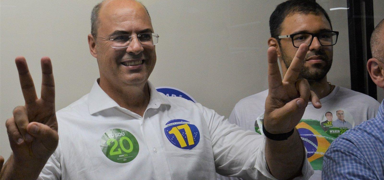 'A polícia vai mirar na cabecinha e... fogo', diz novo governador do Rio de Janeiro