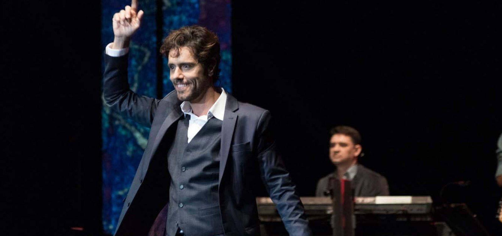 Show de Thiago Arancam no TCA é adiado para 2019; veja nova data