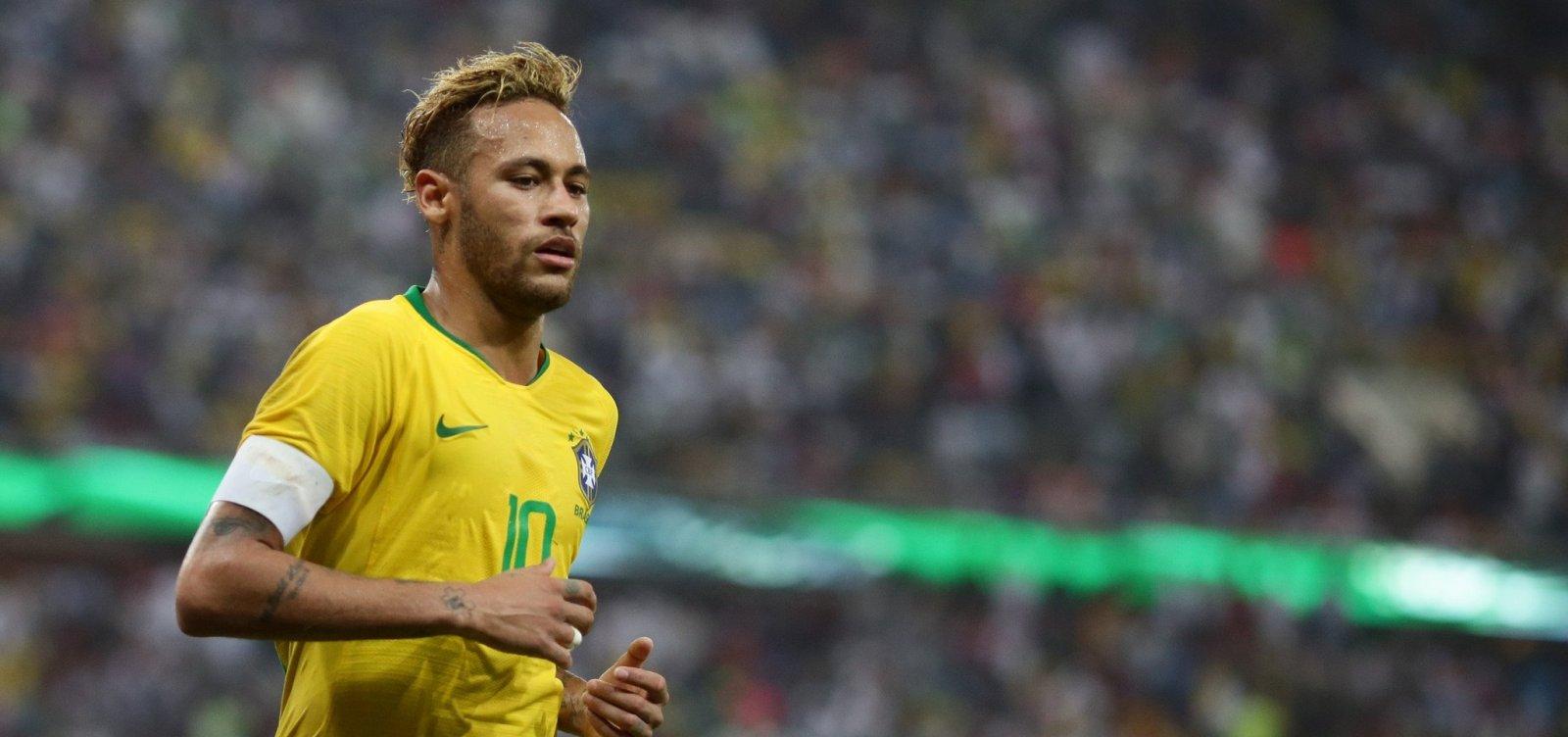 Neymar pode pegar seis anos de prisão por corrupção e dolo