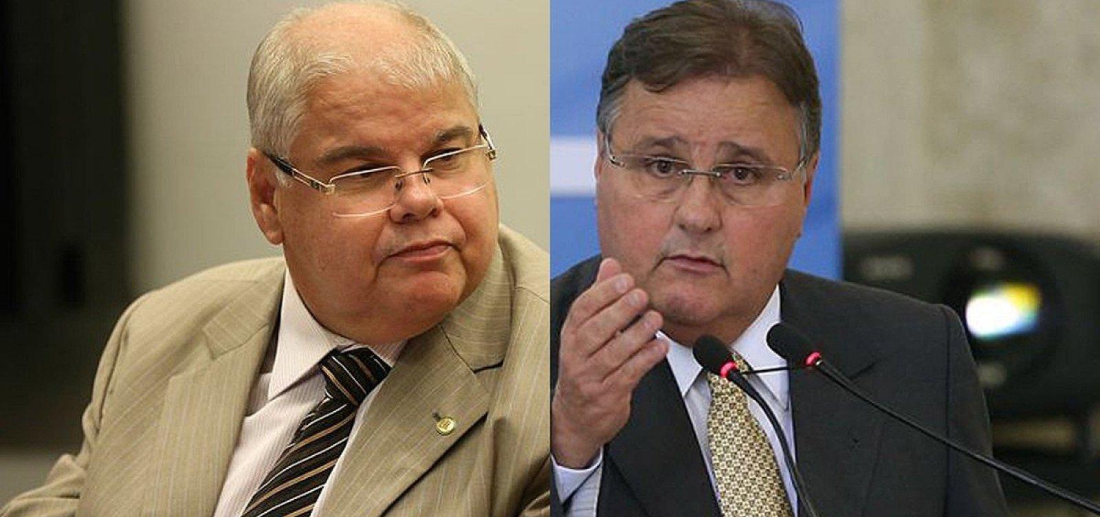 Geddel e Lúcio silenciam em depoimento sobre R$ 51 milhões
