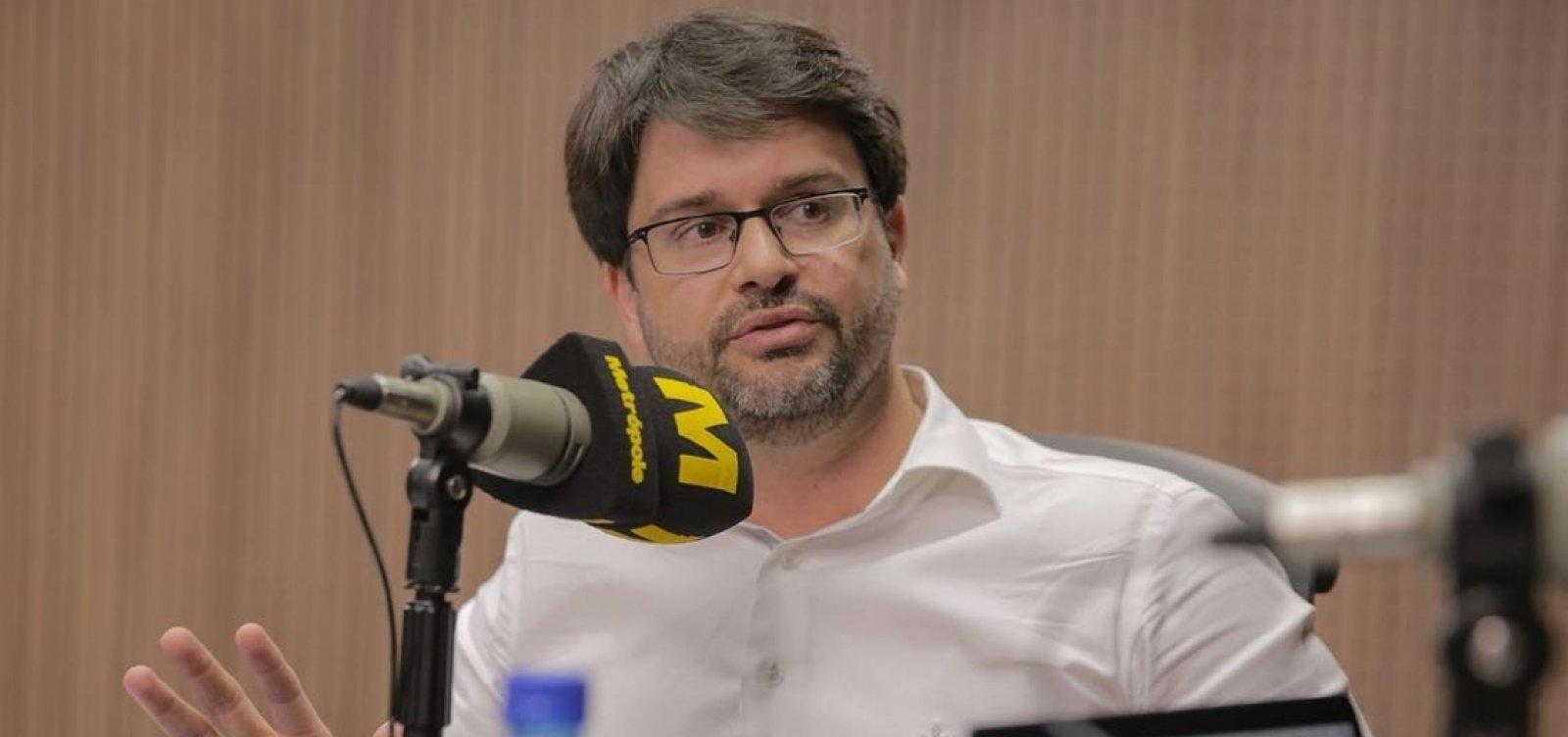 Presidente do Bahia diz que atual modelo do VAR traz 'insegurança'