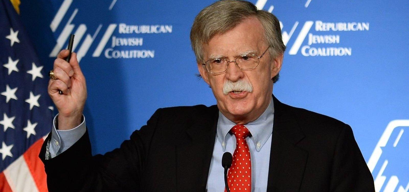 EUA falam em aliança militar e econômica com Brasil e Colômbia