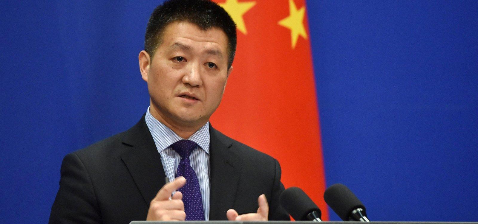 China exige que EUA apresentem provas em caso de espionagem econômica