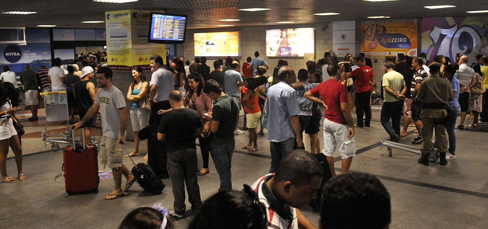 Mesmo sem horário de verão na Bahia, aeroporto de Salvador terá viagens antecipadas