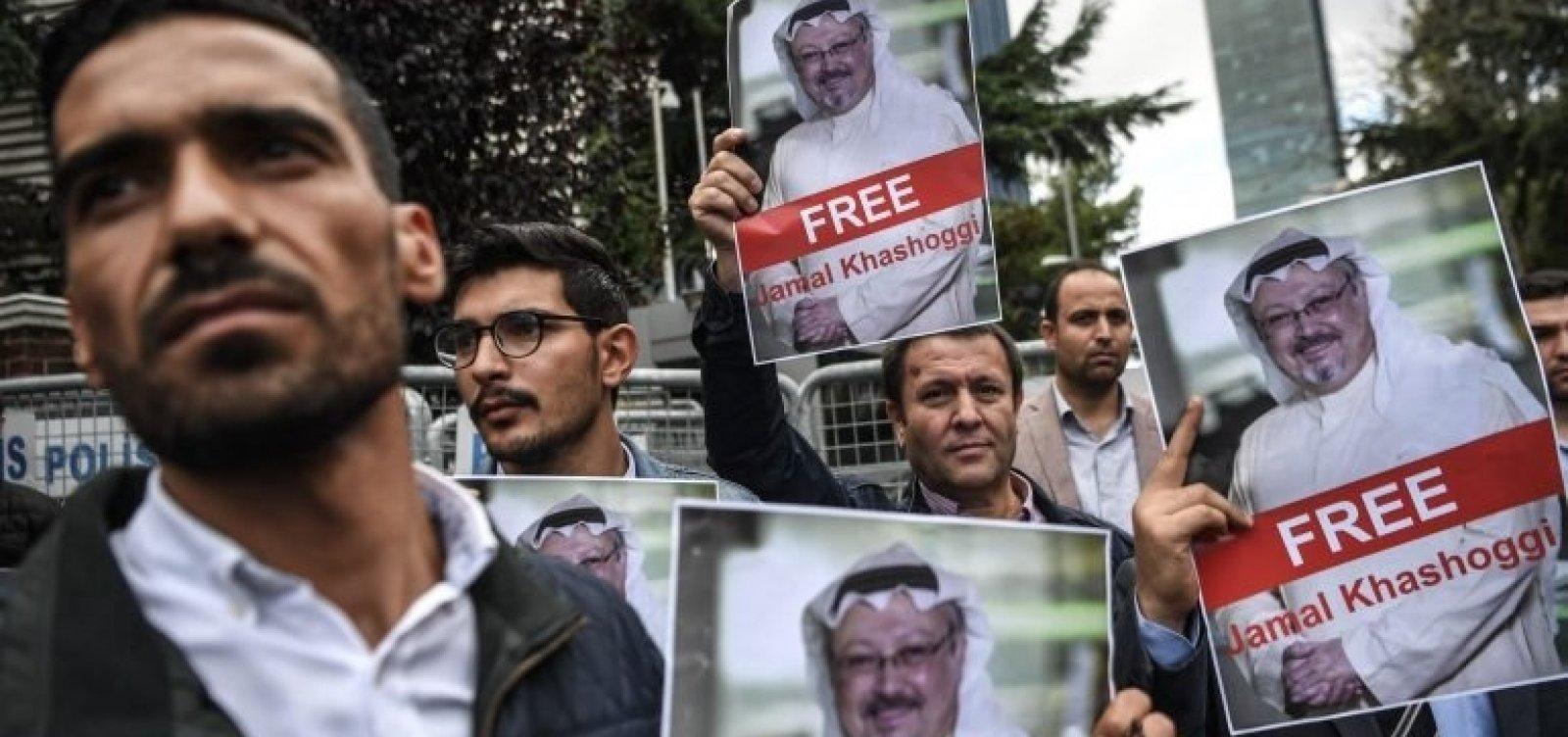 Corpo de jornalista foi dissolvido em substância química, diz Turquia