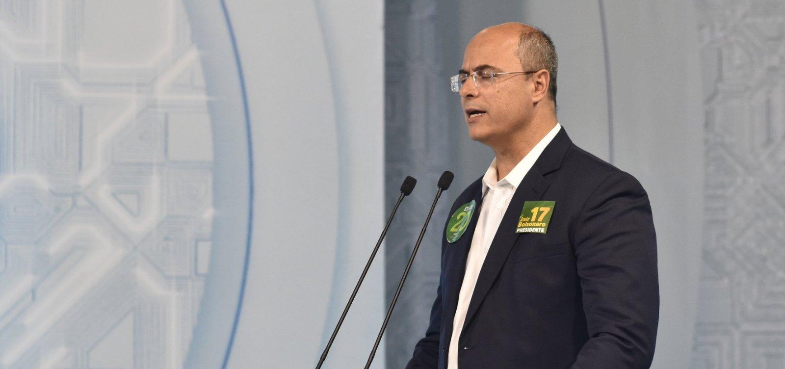 Governador eleito do Rio quer criar um 'disque corrupção'