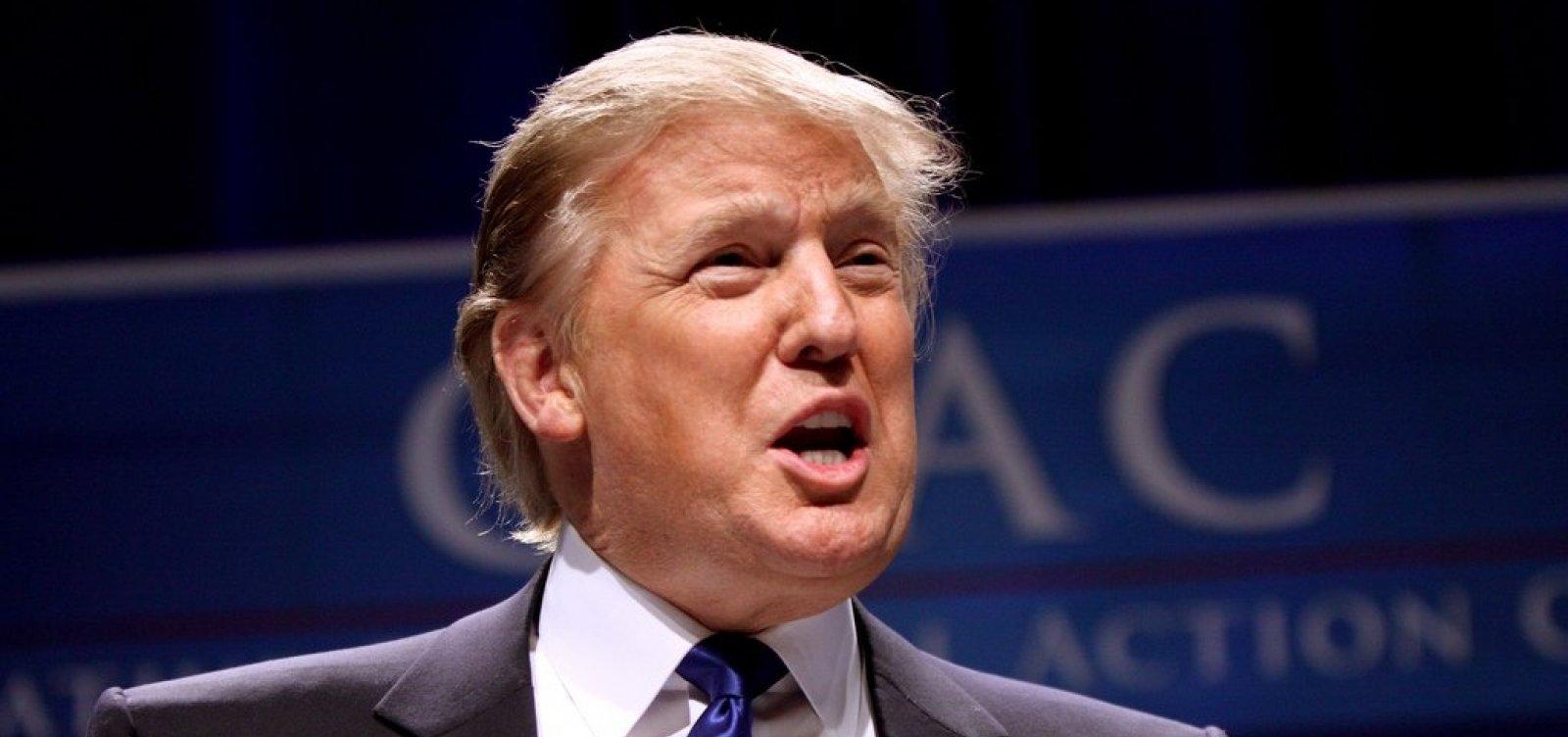 Trump diz que não vai deixar 'pessoas ruins' entrarem nos EUA