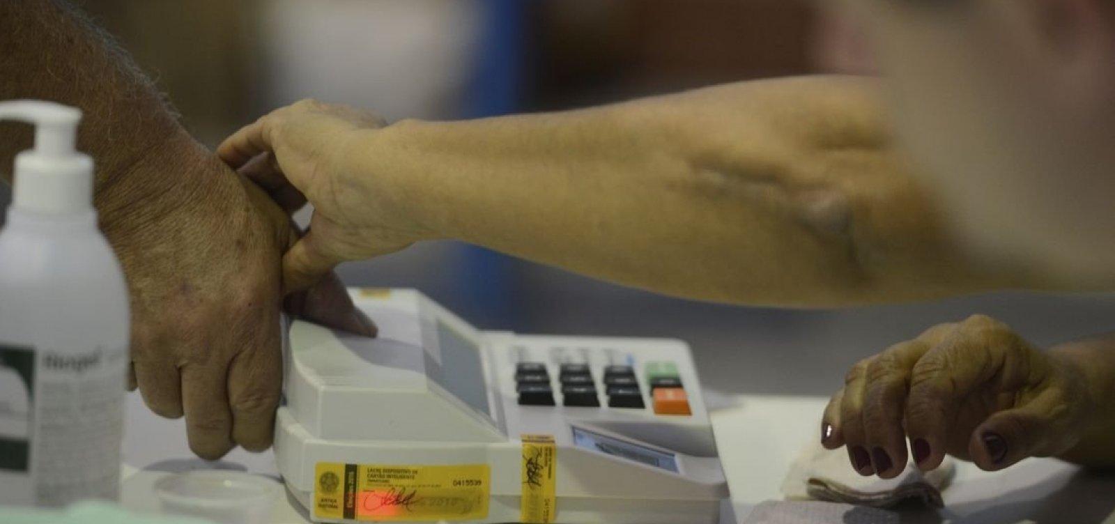 Eleitores de 38 cidades baianas devem fazer biometria a partir de hoje; veja lista