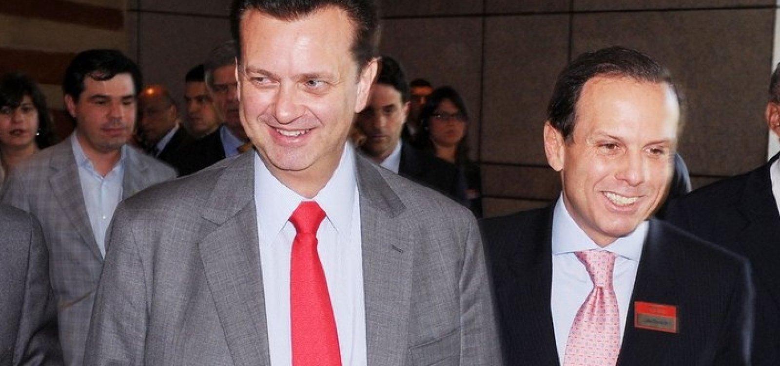 Kassab vai ser secretário da Casa Civil do governo de Doria