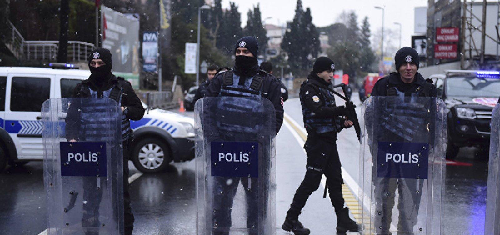 Turquia prende 24 suspeitos acusados de envolvimento com o Estado Islâmico